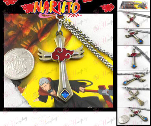 Naruto Red Cloud Strap bronze Halloween Accessories Online Store