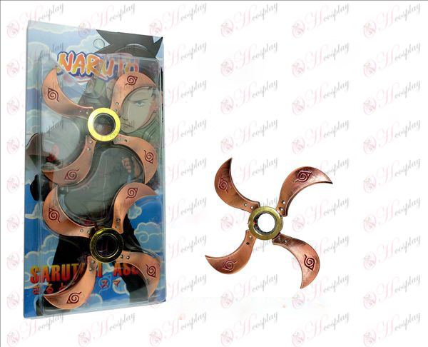 Rotate celebrated shuriken Set Bronze