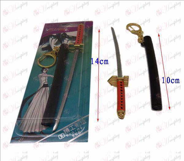 DBleach Príslušenstvo Chiyoda piatich veľkých gréckej Maeda nôž hlava v tvare spony