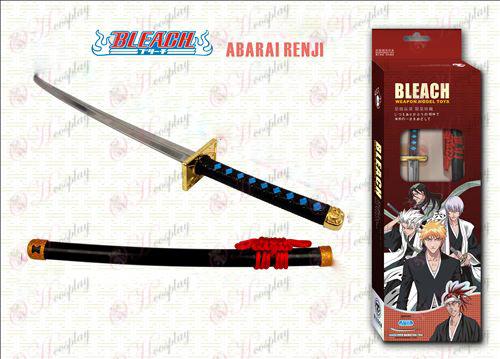 Bleach Accesorios Shewei píldora tapa dura cuchillo 24cm