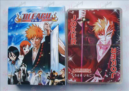Hardcover edition of Poker (Bleach Accessories)