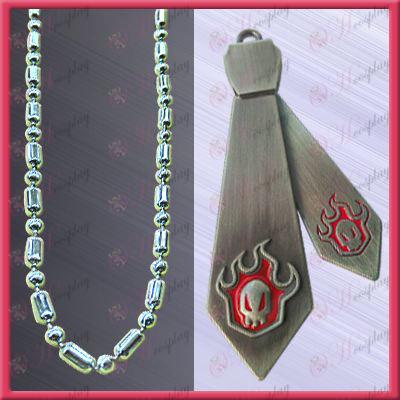 Bleach Accessories-blur Tie Necklace (movable)
