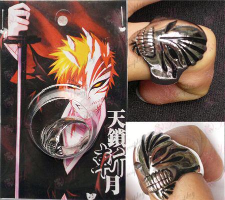Bleach Accessories Ichigo Full Ring black blur Halloween Accessories Online Store