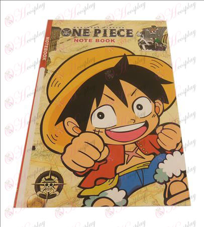 QOne Piece Accessories Luffy notebook Halloween Accessories Buy Online