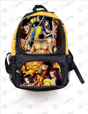 One Piece Accessories colored rucksack 2550