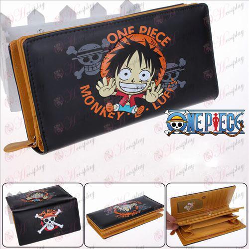One Piece Tarvikkeet Luffy PVC lompakko