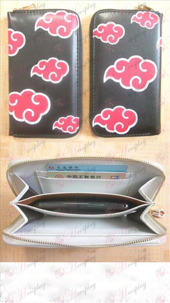 Naruto Red Cloud Mobile Wallet