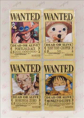 4逮捕状カードステッカー