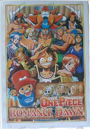One Piece Accessories puzzle 804