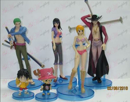 26 Generation 6 One Piece Accessories Base (15cm) Boxed