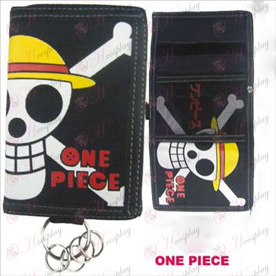 32-78 aguja ribete cartera plegable 02 # One Piece Accesorios