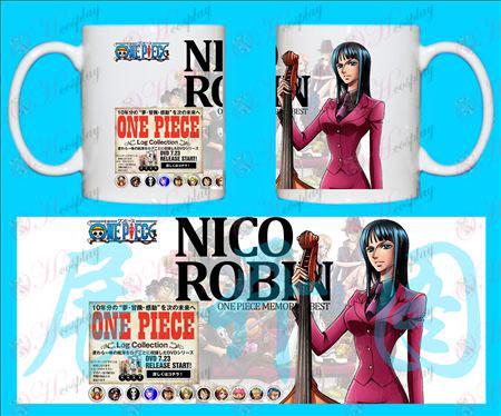 Accesorios H-One Piece Tazas ROBIN