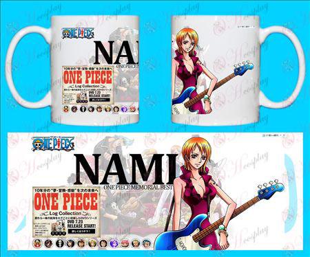 H-One Piece Accesorios Tazas NAMI