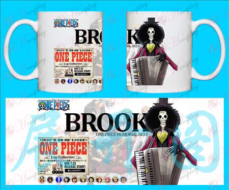 Accesorios H-One Piece Tazas Brook