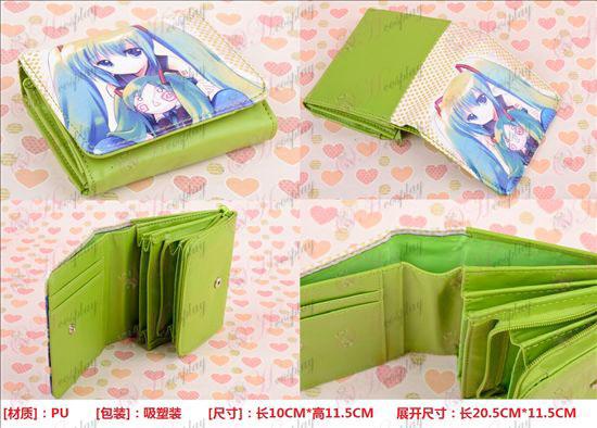 Hatsune wallet Halloween Accessories Online Store