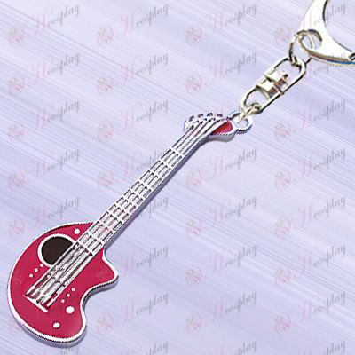 Hatsune guitar hanging buckle