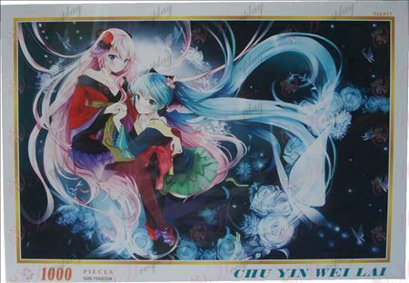 Hatsune Miku Accessories puzzle 1000-917 Halloween Accessories Online Store