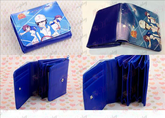 The Prince of Tennis Accessories Wallets