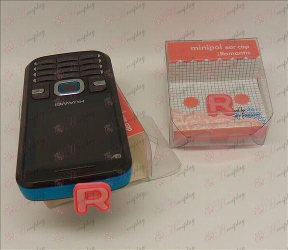 Teléfono celular enchufe del auricular (red de Wang)