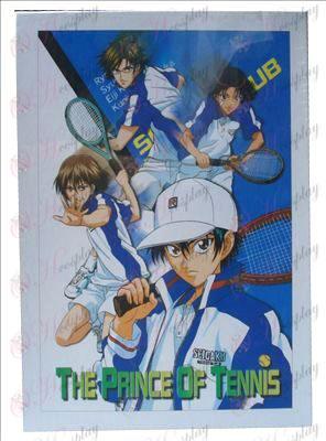 El Príncipe de Tenis Accesorios rompecabezas 10-211