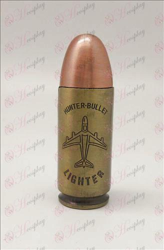 Bullet Lighter (Round)