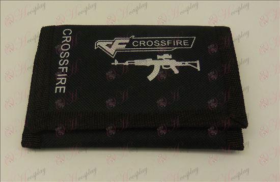 Canvas wallet (CrossFire Accessories)