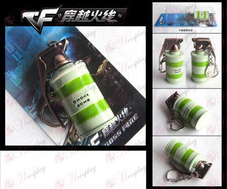 Dos granadas de alto poder explosivo Accesorios CrossFire