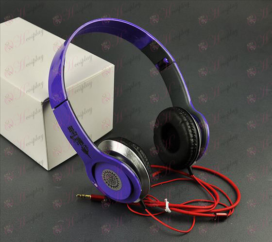 Black Butler accesorios mágicos auriculares de los sonidos
