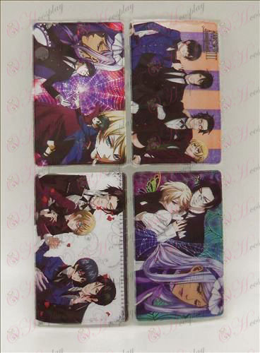 4 PVCBlack Butler Accessories simcard