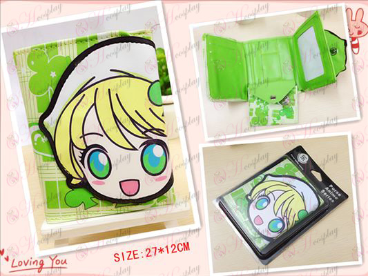 Shugo Chara! Accessories koito bulk wallet