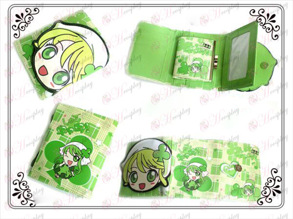 Shugo Chara! Accessories Q version wallet small wire