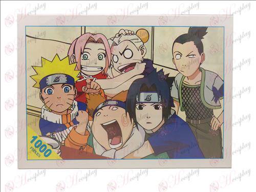 Naruto jigsaw 1378