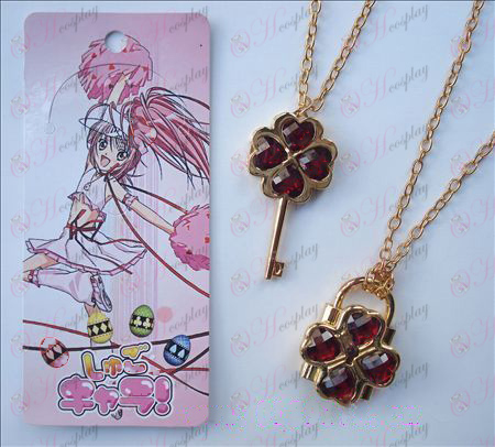 Shugo Chara! Accesorios móviles Collar (Rojo)