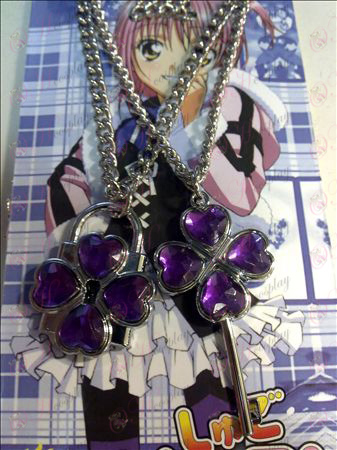Shugo Chara! Accessories Necklace (Purple)