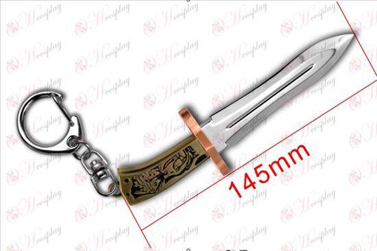 Beastmaster kobber dagger (bronse)