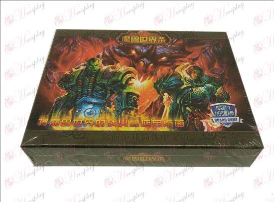 World of Warcraft Accesorios Mundial matar