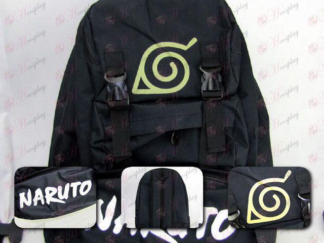 Naruto konoha Backpack