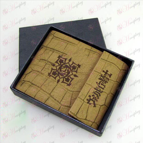 Vampire knight Accessories Wallets (A)