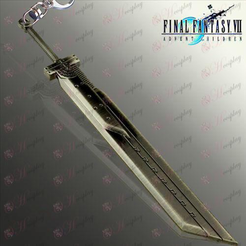 Final Fantasy Accesorios-15CM Claude brazos colgando hebilla de barrido (pistola)