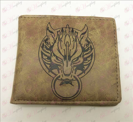Final Fantasy Accessories matte wallet