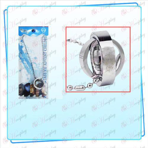 Accesorios collares anillos bicíclico Final Fantasy (instalado la tarjeta)
