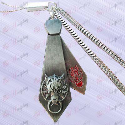Final Fantasy Accessories-Langtou tie machine chain (movable)