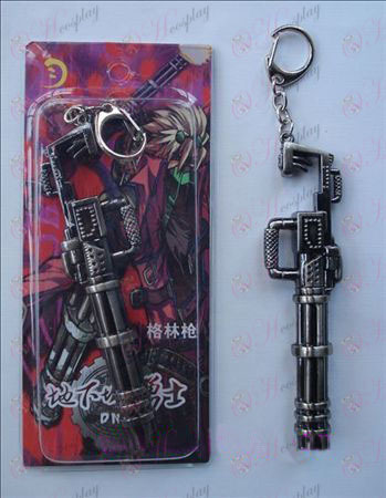 Dungeon Fighter Accesorios verde Gun
