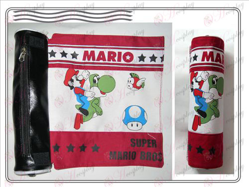 Super Mario Bros Accessories Reels Pen (Red)