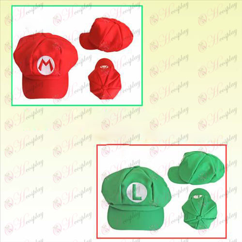 Super Mario Bros Accessories Children's hat