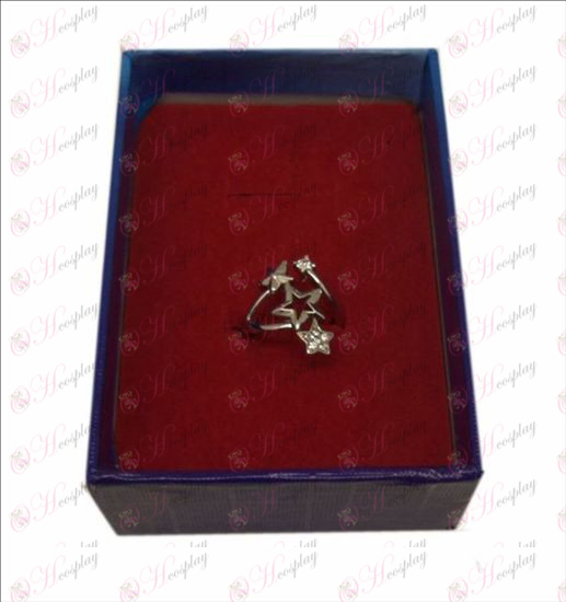DLucky Star Accessories Diamond Rings