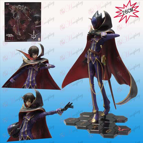 Lelouch mano para hacer