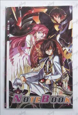 Lelouch notebook