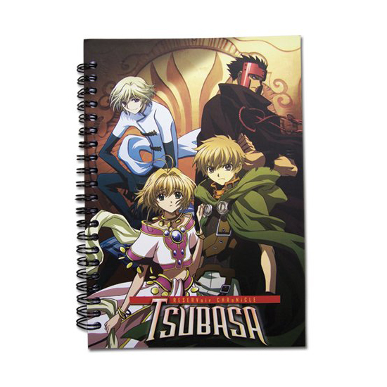 Tsubasa Accessories Notebook