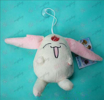 Little sucker Tsubasa Accessories (White) 11 * 13cm